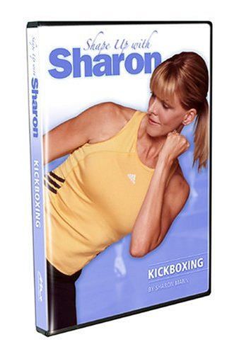 Sharon Mann: Shape Up With Sharon - Kickboxing