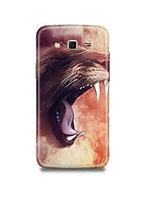 Lion Art Samsung J3 Case