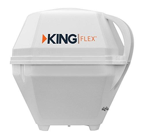 VuQube Flex VQ2100 Portable Automatic Satellite Antenna (King Satelite Dish compare prices)