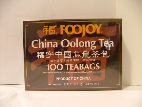 100 BAGS CHINA OOLONG TEA WEIGHT LOSS TEA