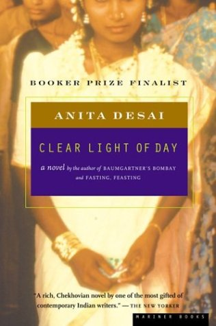 Clear Light of Day Free Book Notes, Summaries, Cliff Notes and Analysis