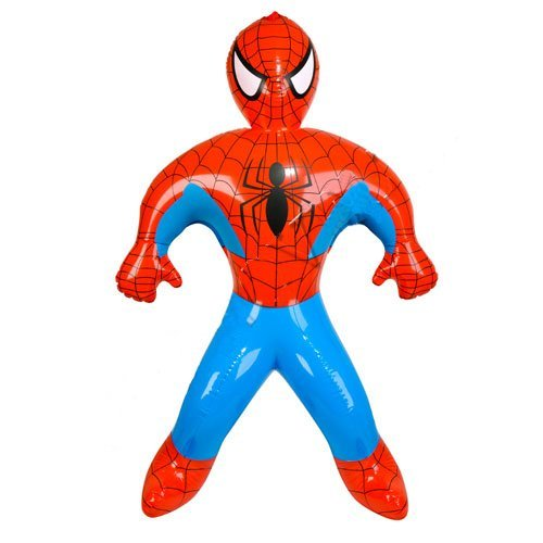 Wicked Cool Large Spiderman Inflate [Blow up Over 3 Feet]