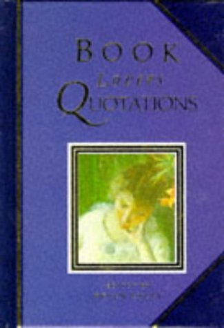 Book Lovers Quotations (Quotation Book)