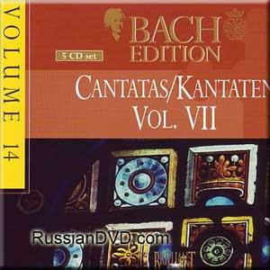 Bach Edition Vol.14, Cantatas Vol. VII (UK Import)
