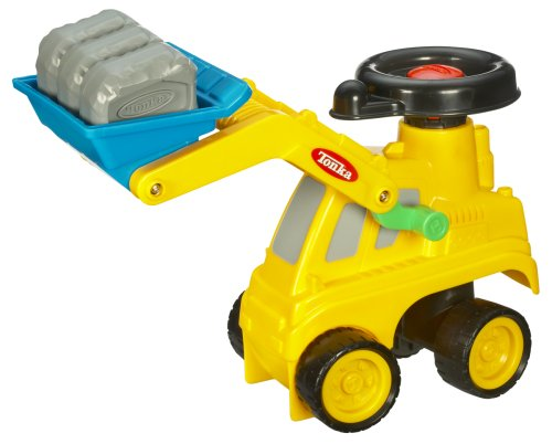 Hasbro Playskool Tonka Wheel Drivers Loader