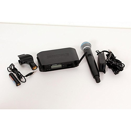 Shure Glx-D Wireless Vocal System With Beta 58 Mic Z2 888365205243