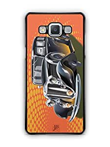 YuBingo Vintage Dream Car Mobile Case Back Cover for Samsung Galaxy A5