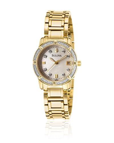 Bulova Reloj Bul-98R165 Plateado