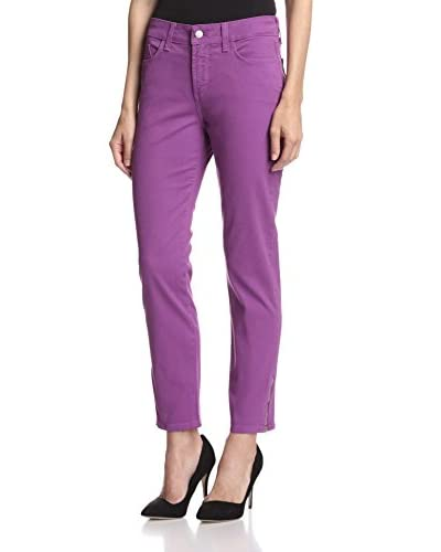 NYDJ Women's Chloe Fitted Ankle Pant