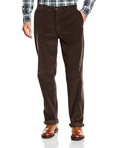 Dockers Pantalón Pana Marina Original Straight Ff Chocolate