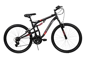 Huffy Bicycle Company Men's Dual Suspension Terrain