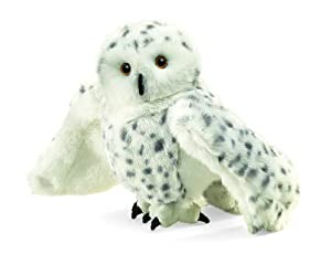 Puppet: Snowy Owl