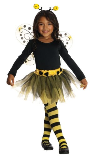 Girl's Bee's Costume - Bumble Bee Costume