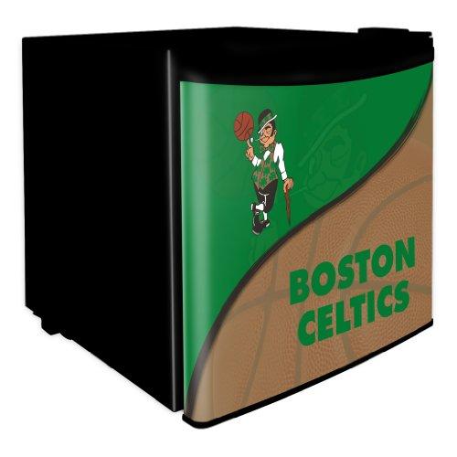Nba Boston Celtics 1.7 Cubic Feet Dorm Room Refrigerator front-607293