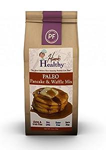 Hannah's Healthy Paleo Pancake & Waffle Mix