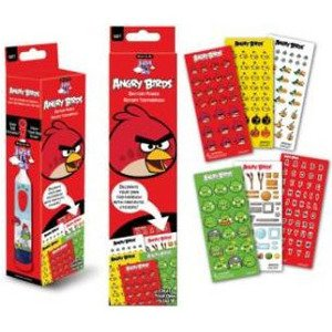 Angry Birds Customizable Power Rotary Toothbrush (Create Your Own Scene)