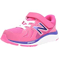 New Balance Girls Hook and Loop 790v6 Girls Pre School Shoes