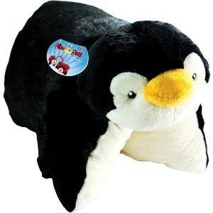 Pillow Pets Pee Wees - Small 11 inch - Playful Penguin - 1