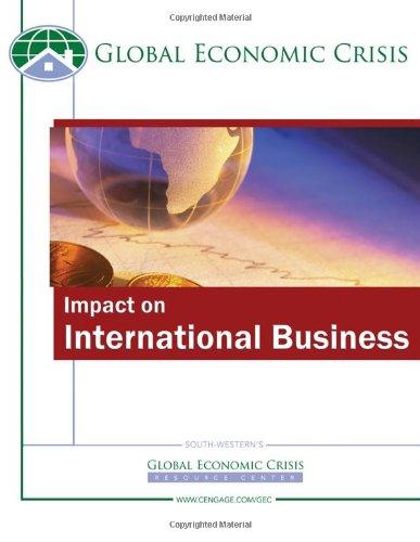 Global Economic Watch: Impact on International Business
