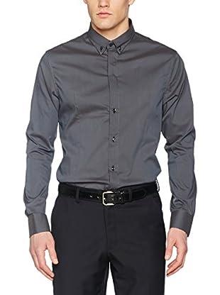 ZZ_PRIMO EMPORIO Camisa Hombre (Gris)