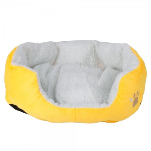 Cotton Pet Warm Waterloo With Pad Pooh Yellow M Size 15001756 front-705157