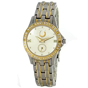 NFL Women's FLS-IND Legend Series Indianapolis Colts White Dial Watch
