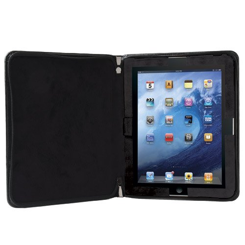 SimpleCase for iPad, Grantwood Technology's Premium Protective Case for the Apple iPad (16GB, 32GB, 64GB Wi-Fi and WiFi + 3G), BLACK