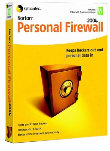Norton Personal Firewall 2004 (5 User)