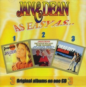 Jan & Dean - As Easy As 123 (Popsicle/The Little Old Lady From Pasedena/Drag City) - Zortam Music
