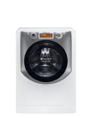 Hotpoint-Ariston F085818 Lave linge 8 kg 1200 trs/min A++ Argent, Blanc