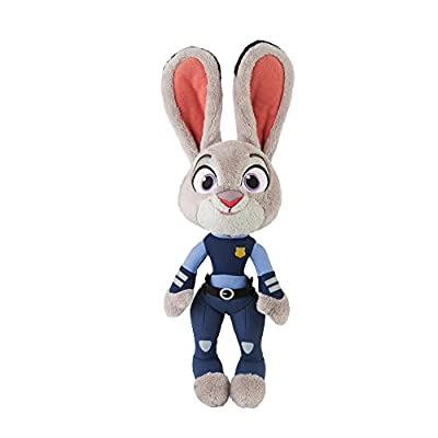 Zootopia Large Plush Office Judy Hopps from Tomy International (RC2)