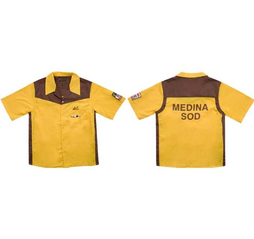 9e8872480 BIG Lebowski Medina SOD Bowling Pro Shirt - PearlIzumiza