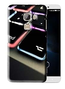 PrintFunny Designer Printed Case For LeTV Max