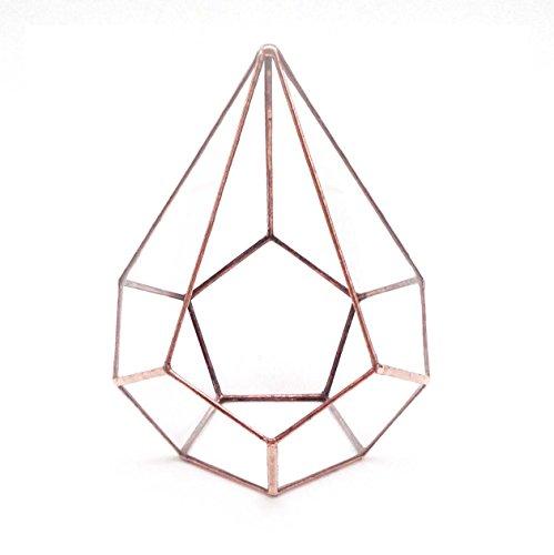 teardrop-large-geometric-glass-terrarium-handmade-glass-planter-modern-planter-for-indoor-gardening-