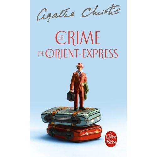 Agatha CHRISTIE - Le crime de l'Orient Express 41H3BPl80EL._SS500_