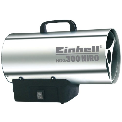 Einhell Gas Heizgebläse HGG 300 Niro