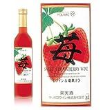 サッポロ 旬のワイン 苺のワイン 500ml