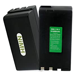 Canon EX-1 Video Camera Battery, NiMH 6V 4000mA