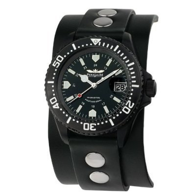 Perigaum Professional Men's Watch 3H P-0702-BS