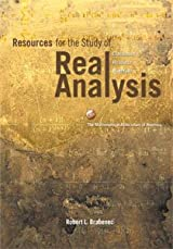 RESOURCES FOR THE STUDY OF REAL ANALYSIS