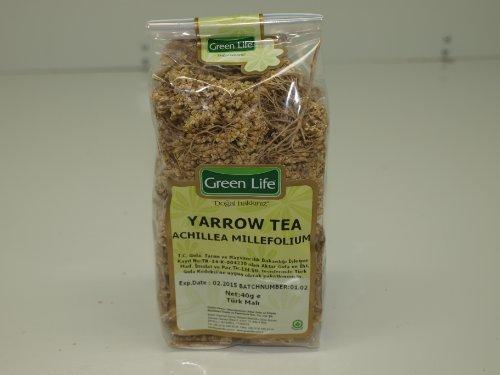 Natural Yarrow Herbal Tea 40Gr