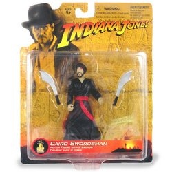 "Indiana Jones: 4"" Cairo Swordsman Action Figure - 1"