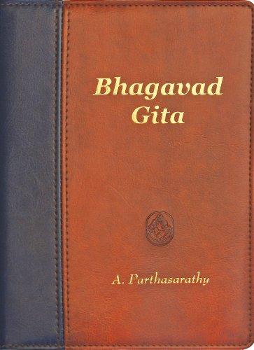 Bhagavad Gita, by A. Parthasarathy