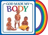 img - for God's Gifts to Me: God Made My Body, Mini Board Book book / textbook / text book