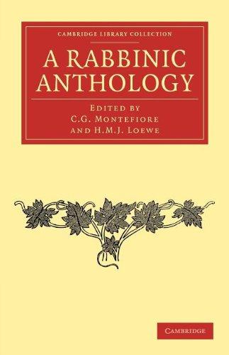 a-rabbinic-anthology