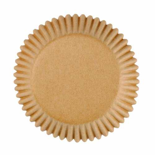 Wilton Unbleached Standard Baking Cups, 75 Count