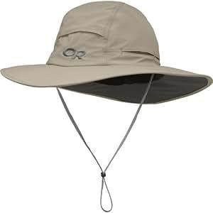 Outdoor Research Sombriolet Sun Hat, Khaki, Medium