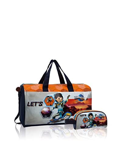 Disney Bolsa de viaje + Neceser Miles From Tomorrow