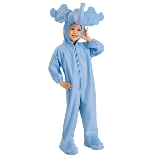 Dr. Seuss Horton Hears a Who Deluxe Horton Child Costume - Kid's Costumes