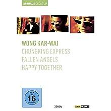 Coverbild: Wong Kar-Wai - Arthaus Close-Up